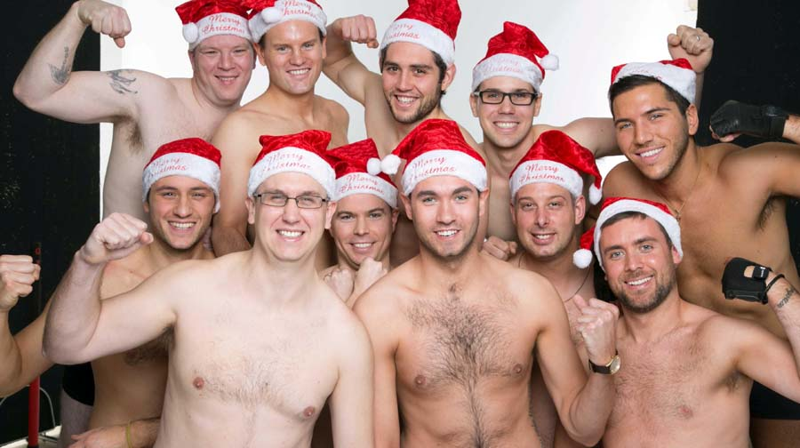 Bootcamp SE16 calendar boys raise money for WGCAF